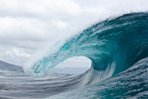 The Unstoppable Wave